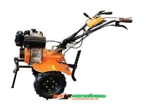 Мотоблок Форте (FORTE) 1050G - бензин (Оранжевый)