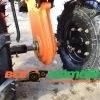 Мотоблок Форте (Forte) 80-G3 - бензиновый (Оранжевый) 27789