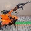 Мотоблок Форте (FORTE) 75 - бензиновый (Оранжевый) 28565