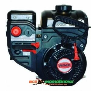 """Двигатель бензиновый """"Weima W210FS"""""""
