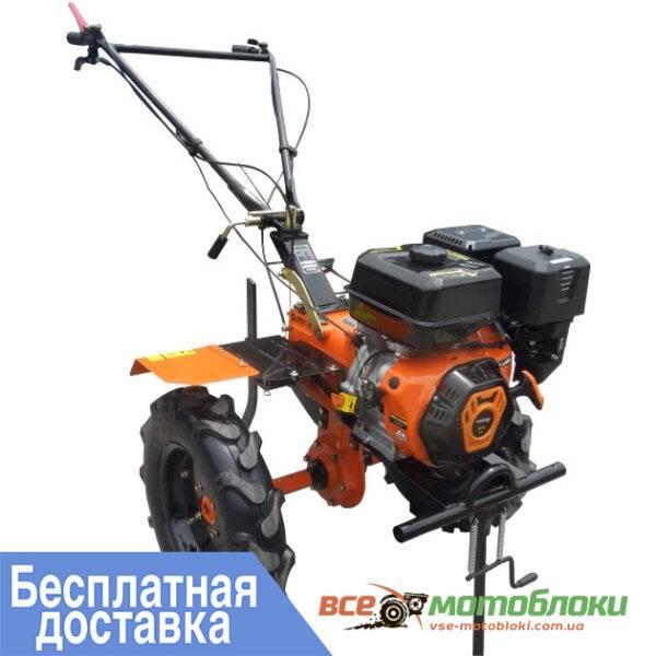 Мотоблок Форте (FORTE) 1350G 9HP - бензиновый (Оранжевый)