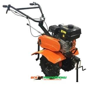 Мотоблок Форте (FORTE) 80МС - бензин (Оранжевый)