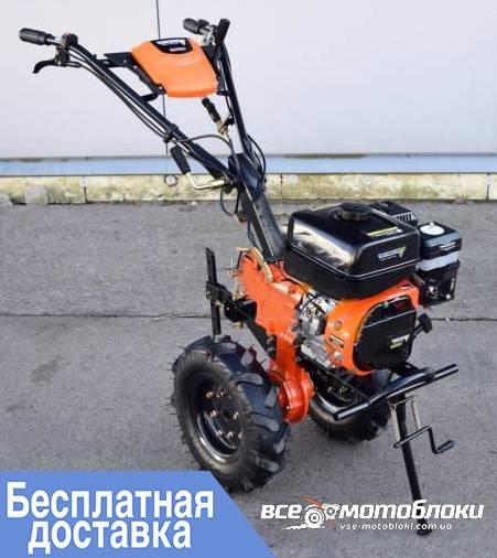 Мотоблок Форте (FORTE) 105GS - бензиновый (Оранжевый)