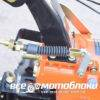 Мотоблок Форте (FORTE) 105GS - бензиновый (Оранжевый) 42312