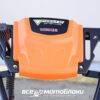 Мотоблок Форте (FORTE) 105GS - бензиновый (Оранжевый) 42313