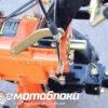 Мотоблок Форте (FORTE) 105GS - бензиновый (Оранжевый) 42314