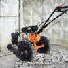 Мотоблок Форте (FORTE) 1350G 9HP - бензиновый (Оранжевый) 42390