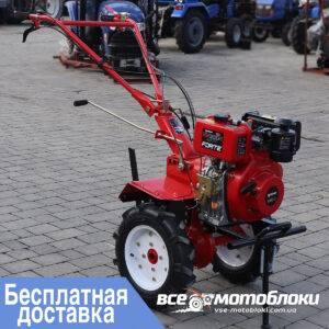 Мотоблок Форте (FORTE) 1050G-3 - бензиновый (Красный)