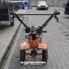 Мотоблок Форте (FORTE) 1050 - дизельный (Оранжевый) 42423