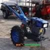 Мотоблок Форте (Forte) МД-101Е(+Фреза) - дизель (Синий) 25670