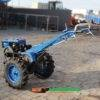 Мотоблок Форте (Forte) МД-101Е(+Фреза) - дизель (Синий) 25671
