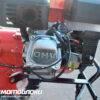 Мотоблок Форте (FORTE) 1050GS-3 - бензиновый (Красный) 42274