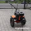 Мотоблок Форте (FORTE) 1050DIF - дизельный (Оранжевый) 42462