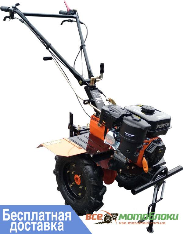 Мотоблок Форте (FORTE) 1050G - бензиновый (Оранжевый)