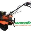 Мотоблок Форте (FORTE) 1050G - бензин (Оранжевый) 28575