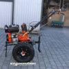 Мотоблок Форте (FORTE) 1350E - дизельный (Оранжевый) 42443