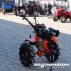 Мотоблок Форте (FORTE) 1350E - дизельный (Оранжевый) 42445