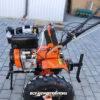 Мотоблок Форте (FORTE) 1350E - дизельный (Оранжевый) 42446