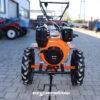 Мотоблок Форте (FORTE) 1350E - дизельный (Оранжевый) 42447