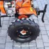 Мотоблок Форте (FORTE) 1350E - дизельный (Оранжевый) 42448