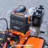 Мотоблок Форте (FORTE) 1350E - дизельный (Оранжевый) 42449