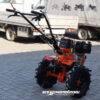 Мотоблок Форте (FORTE) 1350E - дизельный (Оранжевый) 42451