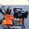 Мотоблок Форте (FORTE) 1350E - дизельный (Оранжевый) 42452