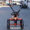 Мотоблок Форте (FORTE) 1350E - дизельный (Оранжевый) 42453
