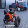 Мотоблок Форте (FORTE) 1350E - дизельный (Оранжевый) 42456
