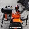 Мотоблок Форте (FORTE) 1050E - дизельный (Оранжевый) 42429