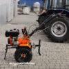 Мотоблок Форте (FORTE) 1050E - дизельный (Оранжевый) 42434