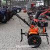 Мотоблок Форте (FORTE) 1050E - дизельный (Оранжевый) 42435