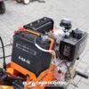 Мотоблок Форте (FORTE) 1050E - дизельный (Оранжевый) 42438