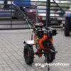 Мотоблок Форте (FORTE) 1050E - дизельный (Оранжевый) 42440
