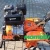 Мотоблок Форте (FORTE) 1350G 9HP - бензин (Красный) 28001
