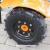 Мотоблок Форте (FORTE) 1050S - дизельный (Оранжевый) 42419