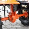 Мотоблок Форте (FORTE) 1050S - дизельный (Оранжевый) 42421