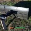 Лопата отвал для мотоблоков (Воздушных, Водяных) 25294