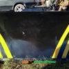 Лопата отвал для мотоблоков (Воздушных, Водяных) 25296
