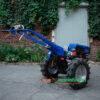 Мотоблок Зубр Q79 (+Фреза) – дизельный 41248