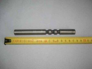 Вал вилки 1-й передачи МБ1080-МБ1012