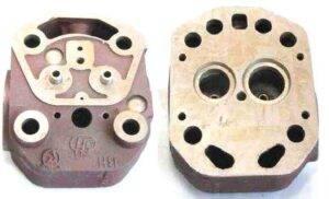 Головка цилиндра R195 (форсунка SH-151 )