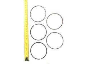 Кольца поршневые ДБ168F (0,5)