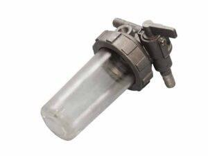 Кран топливный с отстойником (с фильтром) R175/180
