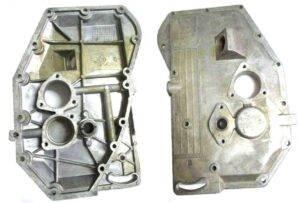 Крышка картера R180 (ZUBR)