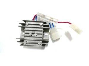 Реле зарядки ДД186F