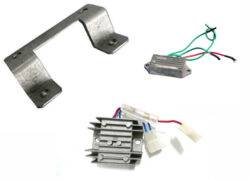 Реле зарядки на мотоблок