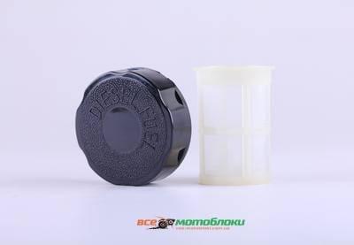 Крышка бака топливного (с сеткой) - 178F - Premium
