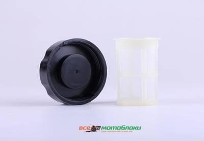 Крышка бака топливного (с сеткой) - 186F - Premium