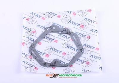 Прокладка крышки клапанов (под 2 болта) - 186F - Premium